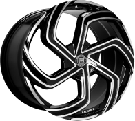 LEXANI - 672 - SWIFT-6-gloss black & mach