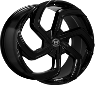 LEXANI - 672 - SWIFT-6-gloss black