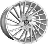 LEXANI - 663 - WRAITH / 6-LUG-silver mach - lug cap