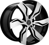 LEXANI - 675 - ZAGATO-gloss black mach