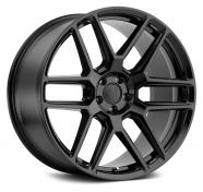 MANDRUS - OTTO-gloss black