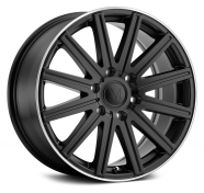 MANDRUS - STARK-matte black