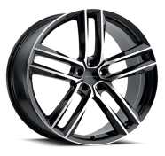 VISION MILANNI - 475 CLUTCH-gloss black machined face