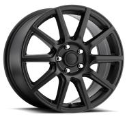 VOXX - MILLE-matte black