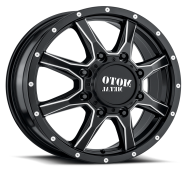 MOTO METAL - MO995-satin black milled