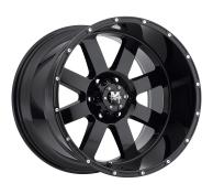 OFF-ROAD MONSTER - M18-gloss black