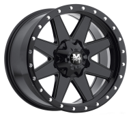 OFF-ROAD MONSTER - M88-flat black