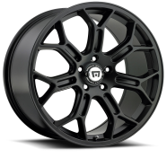 MOTEGI - MR120 TECHNO MESH S-satin black