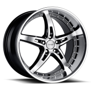 MRR DESIGN - GT5-black machined lip