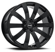 MRR DESIGN - HR4-gloss black