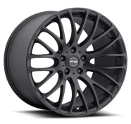 MRR DESIGN - HR6-matte black