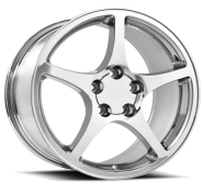 OE CREATIONS - PR104-chrome plated