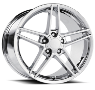 OE CREATIONS - PR117-chrome plated