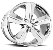 OE CREATIONS - PR123-chrome plated