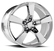 OE CREATIONS - PR124-chrome plated