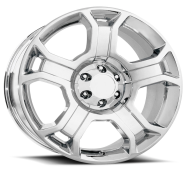 OE CREATIONS - PR127-chrome plated