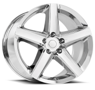 OE CREATIONS - PR129-chrome plated