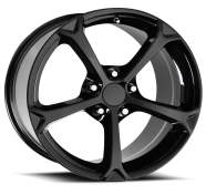 OE CREATIONS - PR130-gloss black