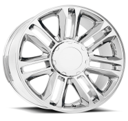 OE CREATIONS - PR132-chrome plated