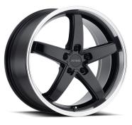 PETROL - P1B-gloss black w/ machined