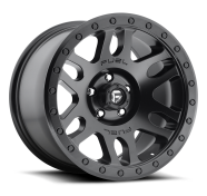 FUEL - RECOIL D584-bd black matte