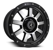 REMINGTON - TARGET-satin black machined