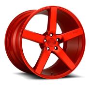NICHE - M187 MILAN-gloss red