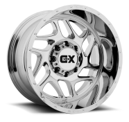XD SERIES - XD836 FURY-chrome plated