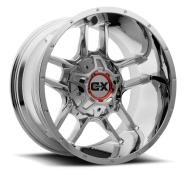 XD SERIES - XD839 CLAMP-chrome plated