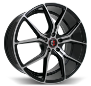 CURVA - C42-black & machined