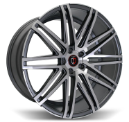 CURVA - C48-gunmetal machine