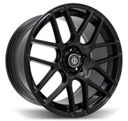 CURVA - C7-black gloss