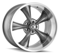 RIDLER - 695-grey machined lip