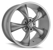 RIDLER - 695-grey machined ring