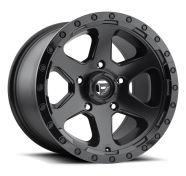 FUEL - RIPPER D589-bd black matte