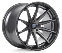 ROHANA - RC10-matte graphite - gloss black lip