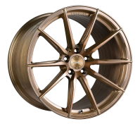 VERTINI WHEELS - RF1.1-brush light bronze