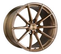 VERTINI WHEELS - RF1.1-brush light bronze
