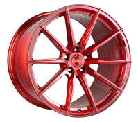 VERTINI WHEELS - RF1.1-brush candy red