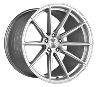 VERTINI WHEELS - RF1.1-brush silver machine