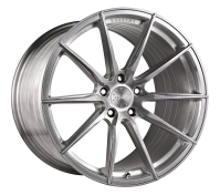 VERTINI WHEELS - RF1.1-brush titanium