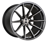 VERTINI WHEELS - RF1.1-gloss black tinted face