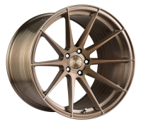 VERTINI WHEELS - RF1.3-light brush bronze