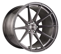 VERTINI WHEELS - RF1.3-brush titanium