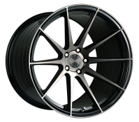VERTINI WHEELS - RF1.3-gloss black tinted face