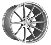 VERTINI WHEELS - RF1.3-brush silver machine