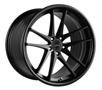 VERTINI WHEELS - RF1.5-matte black face gloss black lip