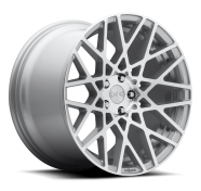 ROTIFORM - BLQ - R110 / 1PC CAST-silver machined
