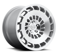 ROTIFORM - CCV - R135 / 1PC CAST-silver machined