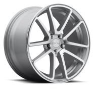 ROTIFORM - SPF - R120 / 1PC CAST-silver machined